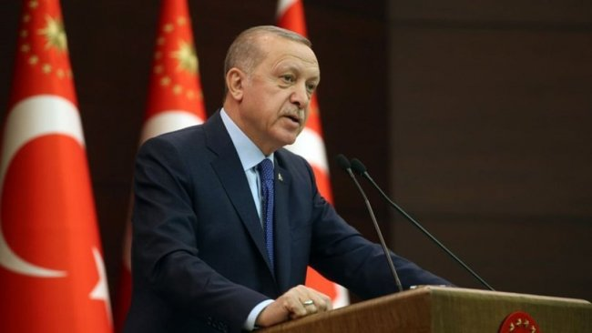 Erdoğan: Görünmez düşmana karşı zor bir savaş veriyoruz