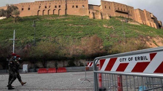 Kürdistan'da sokağa çıkma yasağı yeniden uzatıldı