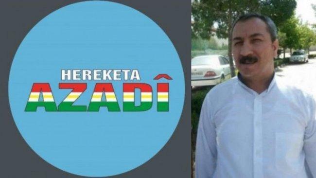 Azadî Hareketi'nden Mustafa Selimi açıklaması