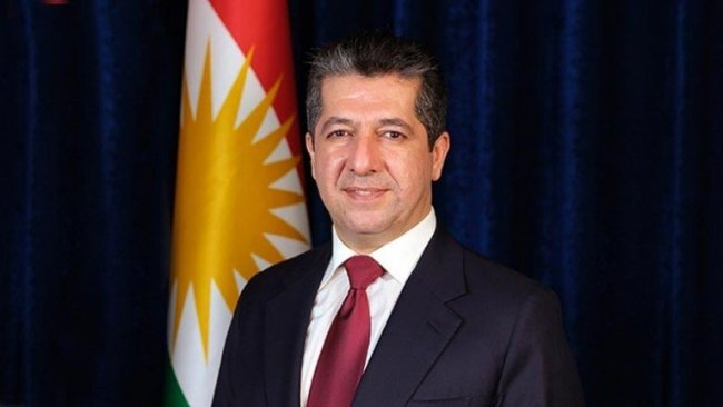 Başbakan Barzani'den Paskalya Bayramı mesajı
