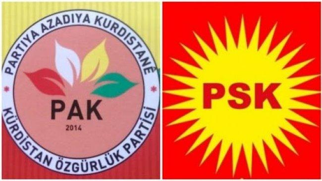 Kürt partilerinden Türkiye ve PKK'ye çağrı: Tüm silahlar susturulsun!