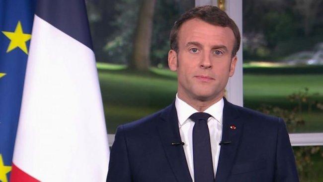 Macron: Avrupa sınırları eylül ayına kadar kapalı tutabilir