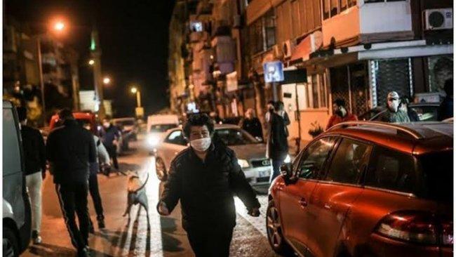 18 bin 770 kişi sokağa çıkma yasağını ihlal etti