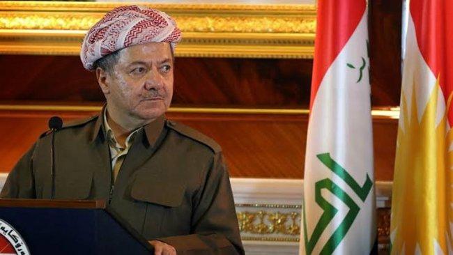 Başkan Barzani'nin ofisinden başsağlığı mesajı