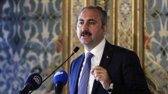 Adalet Bakanı Gül: 3 mahkum koronavirüsten hayatını kaybetti