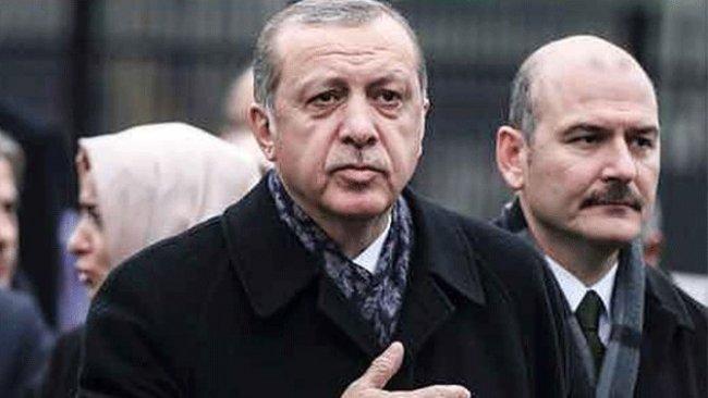 İletişim Başkanlığı: Erdoğan, Soylu'nun istifasını kabul etmedi