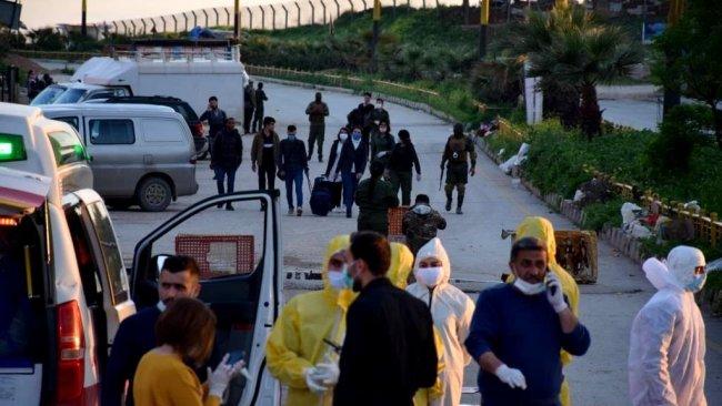 Rojava'dan Şam'a Koronavirüs tepkisi