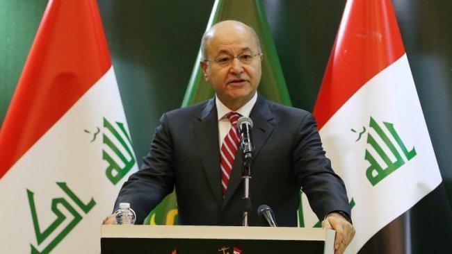 Berhem Salih: Enfal 'soykırım' olarak tanınmalı