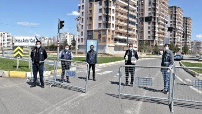 Diyarbakır'da 300 kişi karantinada
