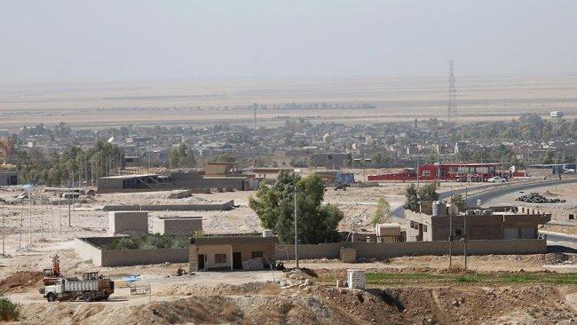 Bağdat'tan Mahmur'daki SİHA saldırısına ilişkin açıklama