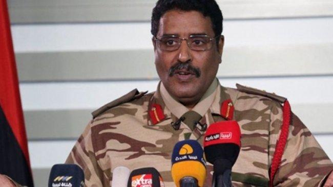Libya Ulusal Ordusu'ndan 'Roj Peşmergeleri' iddiasına yanıt