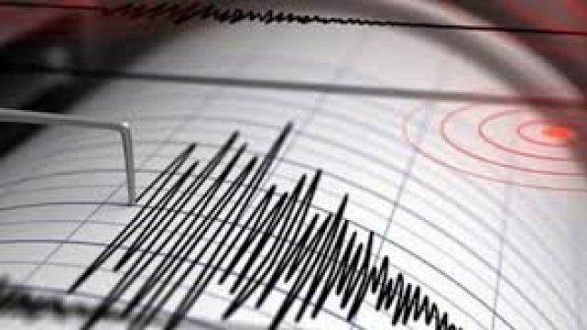 Van Gevaş'ta 3.4 büyüklüğünde deprem