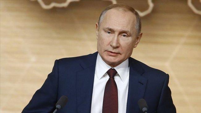 Putin, orduyu da göreve çağırdı