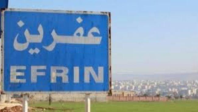 Efrin'de Kürt nüfusu yüzde 97'den yüzde 35'e geriledi