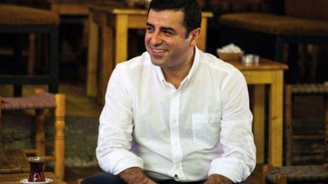 Demirtaş'tan infaz yasası açıklaması