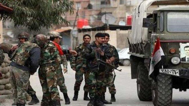 Suriye'de rejim güçleri arasında çatışma: 15 ölü