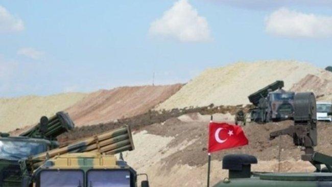 Türkiye, Girê Spî'de askeri üs kuruyor