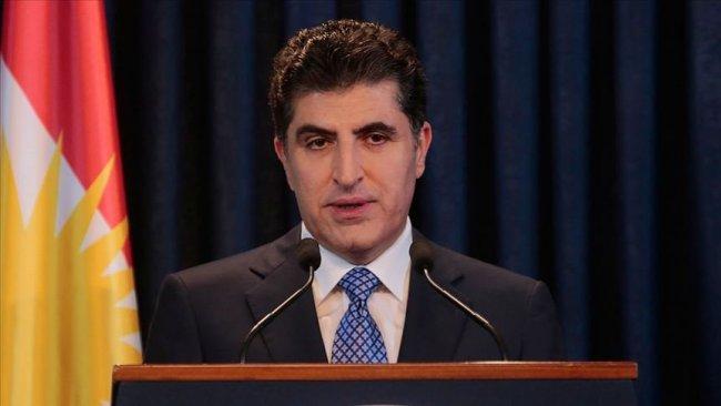 Başkan Neçirvan Barzani'den 'özgür gazeteciliğe destek' mesajı