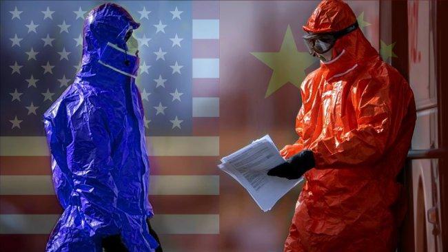 Çinli yetkiliden 'bu virüsler ABD'den yayıldı' çıkışı