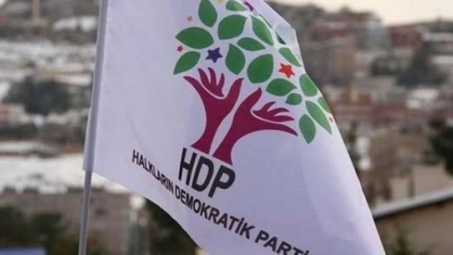 Dayanışma kolisi dağıtan HDP'lilere gözaltı