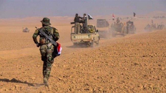 Haşdi Şabi güçlerine saldırı: Ölü ve Yaralılar var