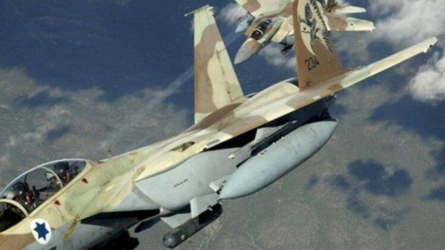 İsrail Suriye'yi vurdu! Çok sayıda ölü var