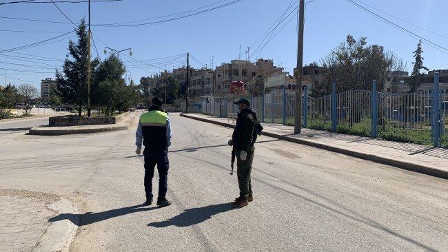 Rojava'da sokağa çıkma yasağı uzatıldı