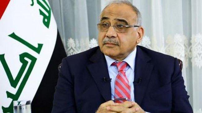 Abdulmehdi'den siyasi taraflara uzlaşı çağrısı