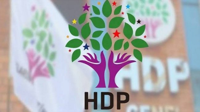 HDP'den infaz yasası özrü