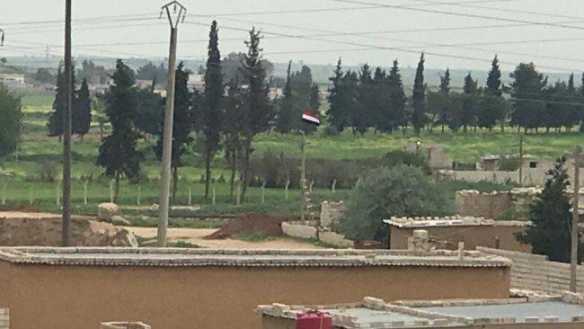 Kamışlo'da İç Güvenlik Güçleri ile Suriye rejim güçleri arasında çatışma