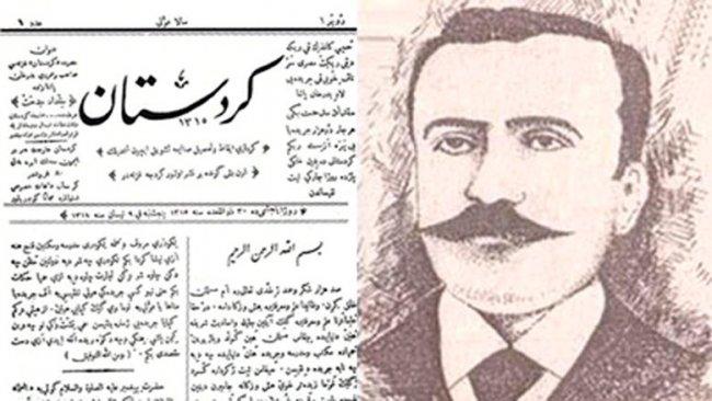 Kürt basınının 122. yılı