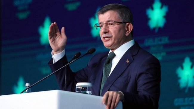 Davutoğlu: Suriye konusunda bütün suçlamalar bana yapılıyor