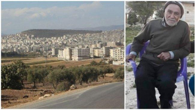 Efrin'de yaşlı Kürt adam işkence ile öldürüldü