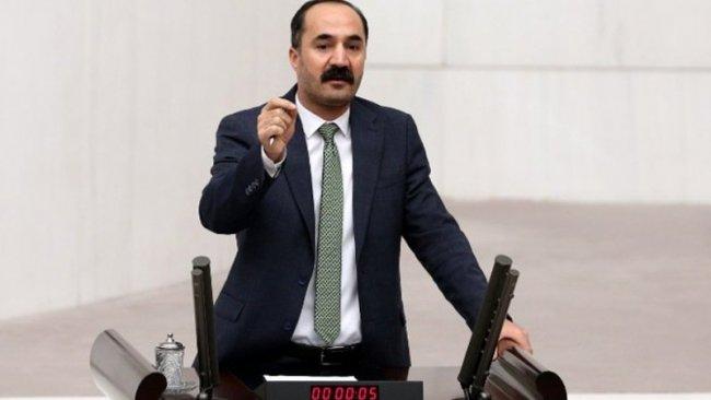 HDP milletvekiline Meclis'teki konuşması nedeniyle ceza