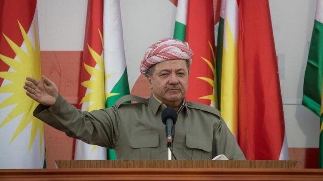 Başkan Barzani: Zaferi halkımız kazandı