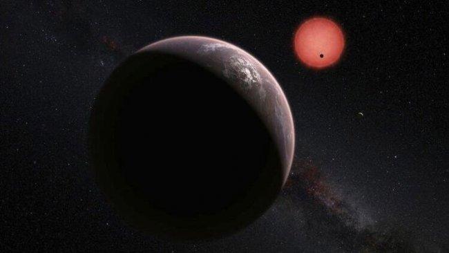 Atmosfer sıcaklığı metali buharlaştıran bir gezegen keşfedildi