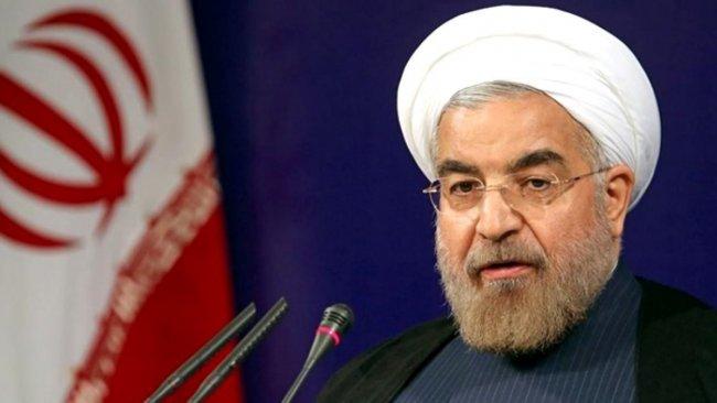 Ruhani: Bölgede çatışma başlatan taraf olmayacağız
