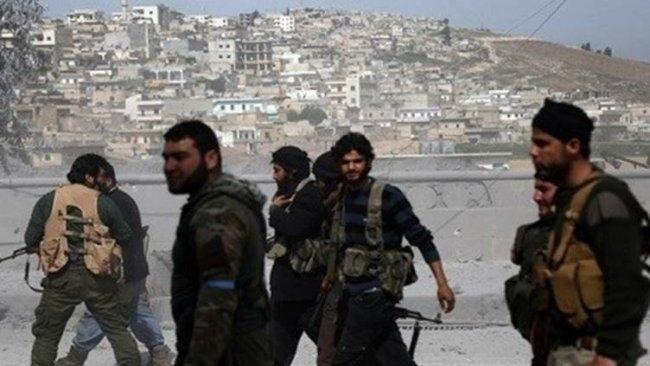 Afrin'de çetelerin Kürt Fidye Pazarlığı