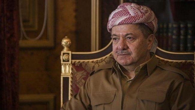 Başkan Mesud Barzani'den taziye mesajı