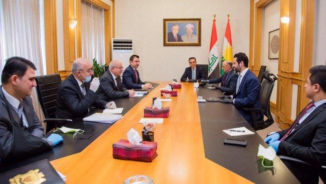 'Erbil-Bağdat anlaşmasının bozulması için siyasi baskı yapılıyor'