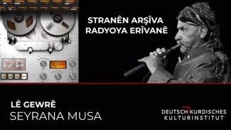 Erivan Radyosu'nun 900 şarkılık Kürtçe arşivi dijital platformlarda