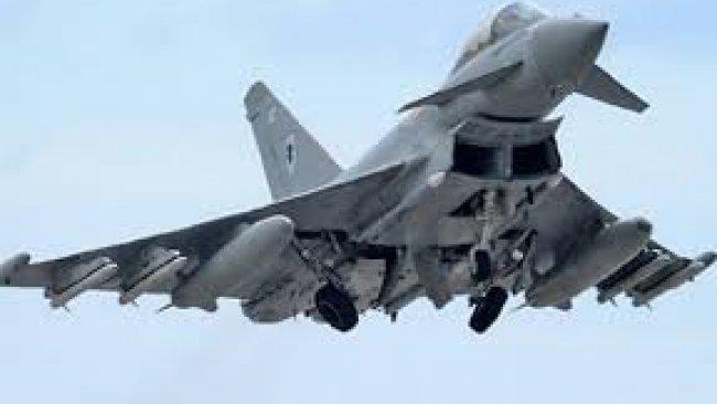 İngiltere savaş uçakları Hurmatu'da IŞİD mevzilerini bombaladı