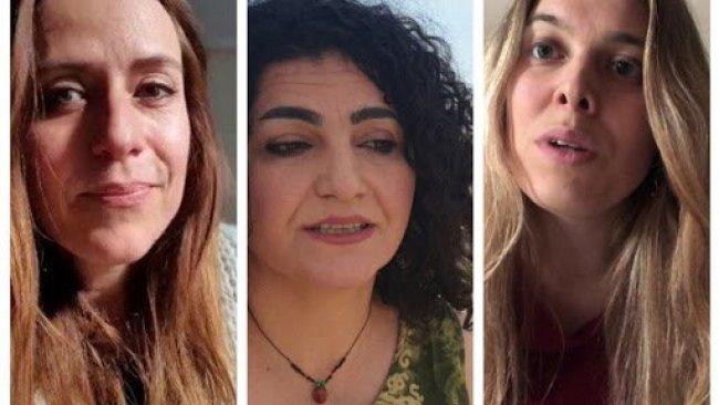 İtalya, Bask ve Rojavalı sanatçılardan 'Çav Bella' klibi