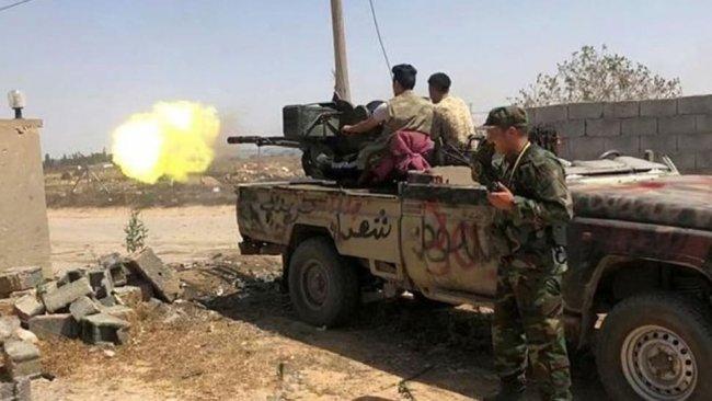 Üç ülkeden Libya'da ateşkes çağrısı