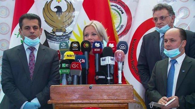 BM: Kürdistan Hükümeti olağanüstü bir iş çıkardı