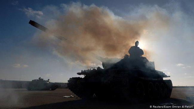BM'den Türkiye'ye Libya eleştirisi:
