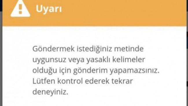 EBA, Kürtçe ismi 'yasak' saydı