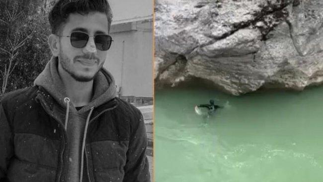 Suya düşen Kürt gencin cansız bedenine ulaşıldı
