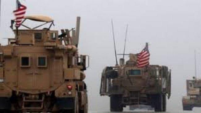 ABD'den Kamışlo'ya askeri sevkiyat