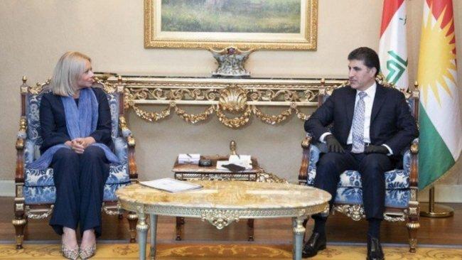 Neçirvan Barzani: Memur maaşlarının kesilmesi yasalara aykırıdır